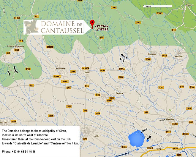 map-how-to-find-domaine-cantaussel