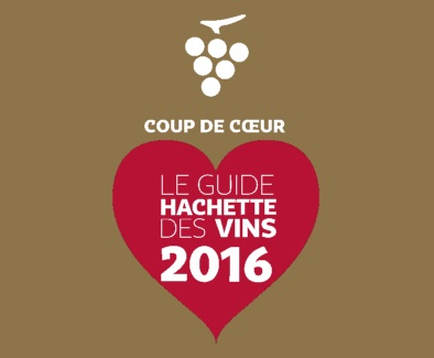 Coup de coeur guide hachette 2016 pic st martin domaine de cantaussel aoc minervois la - Coup de coeur in english ...