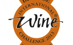 Médaille de Bronze International Wine Challenge 2013 Vermentino 2011