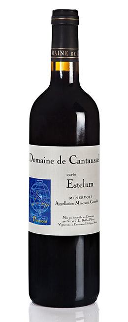 AOC Minervois- Cuvée Estelum 2009