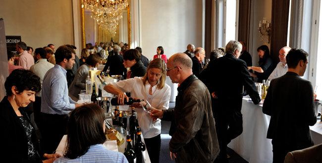 Rencontres vinicoles paris 2018