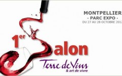 1er salon Terre de Vins à Montpellier du 27 au 28 octobre 2012