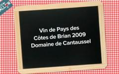 Vidéo Dégustation Côtes de Brian par l'ancien sommelier du Ritz